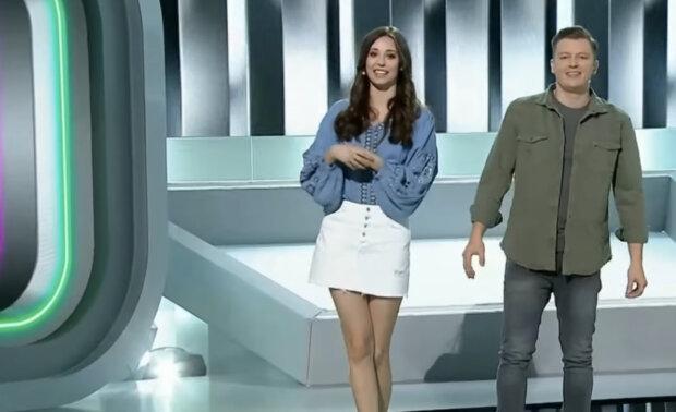 Izabella Krzan i Rafał Brzozowski. Źródło: youtube.com