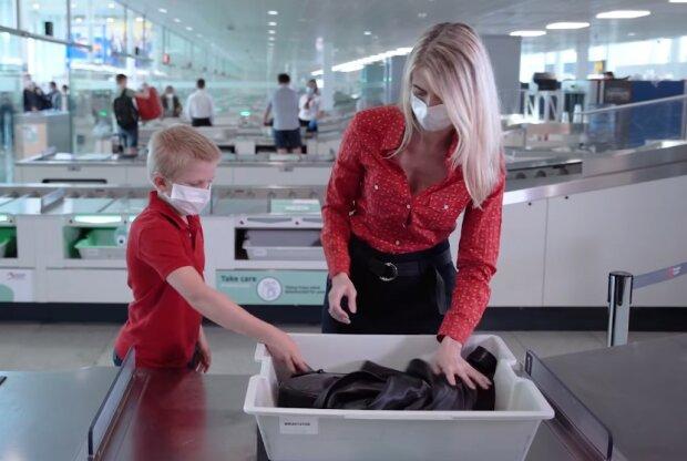 Lotnisko/screen Youtube @Brussels Airport