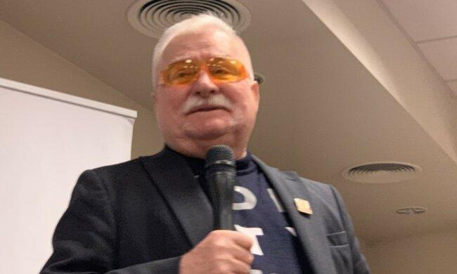 Lech Wałęsa ochrzcił wnuczkę. Na uroczystości zadziwił wszystkich. Co się stało
