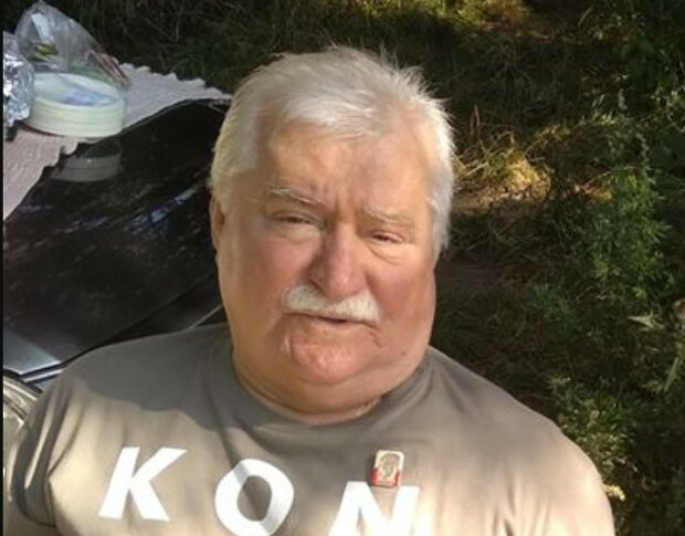 Lech Wałęsa/screen Facebook