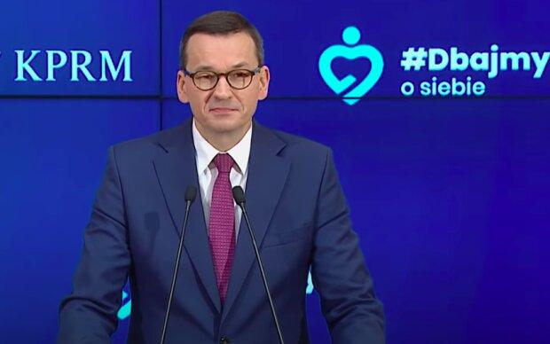 Premier Mateusz Morawiecki / YouTube
