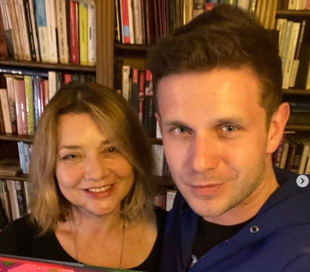 Antek Królikowski i Małgorzata Ostrowska-Królikowska. Źródło: Instagram