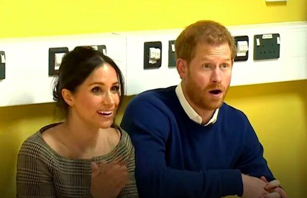 Meghan Markle i książę Harry / YouTube:  ELLE UK