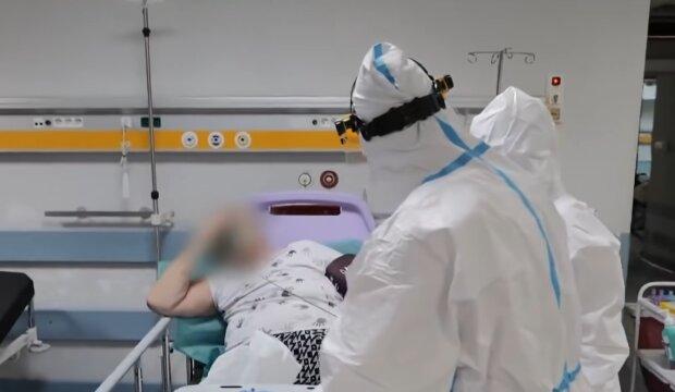 Szpital. Źródło: Youtube TVP Info