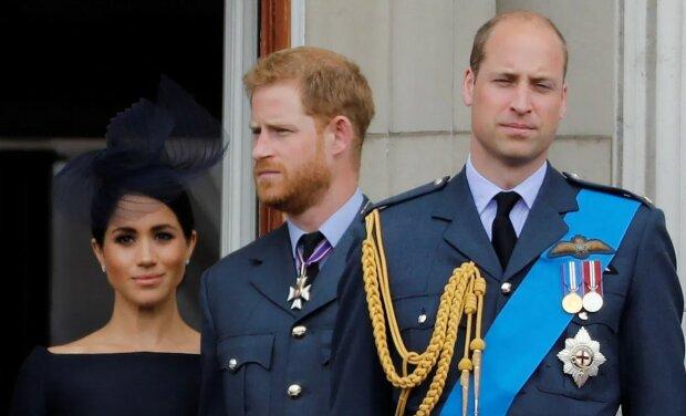 William miał obawy co do Meghan, Harry już przestał wierzyć w troskę brata