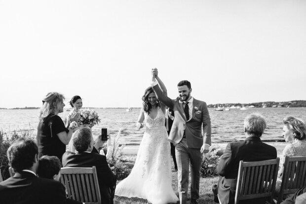 Dramatyczne wydarzenia na ślubie. Panna młoda bardzo cierpiała