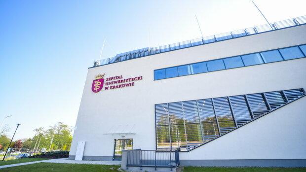 Szpital w Krakowie zwiększy ilość miejsc dla chorych na koronawirusa. Nowe łóżka dla szpitala