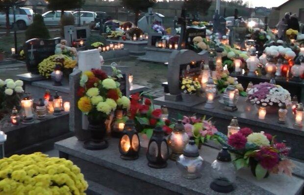 Cmentarz/screen Youtube @szynwald.pl