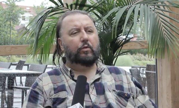 Dariusz Gnatowski. Źródło: Youtube