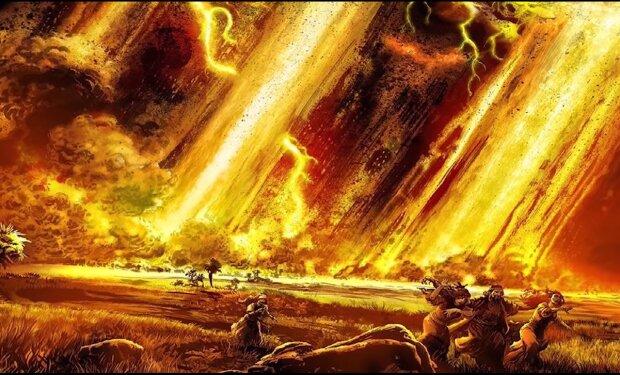 Zniszczenie Sodomy/YouTube @Kosmiczne Opowieści