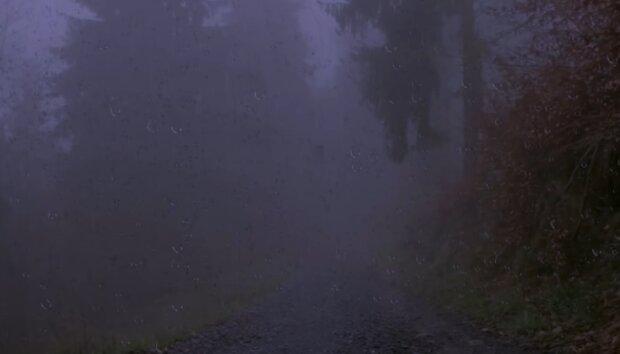 Deszcz. Źródło: Youtube