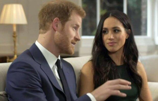 Meghan i Harry/Youtube @Guardian News