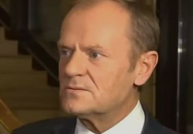 Donald Tusk/screen YouTube