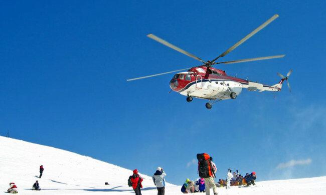 Urwał się kontakt z turystami w Tatrach. Akcja ratunkowa ruszyła