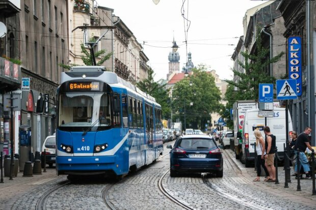 Kraków: dzisiaj obchodzimy Europejski Dzień Bez Samochodu. To jedyna taka okazja w roku. Warto skorzystać