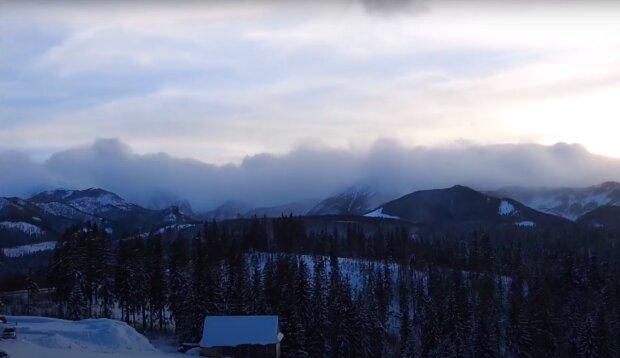 Pogoda w Tatrach jest bardzo niebezpieczna! / YouTube:  MŁYNORZ