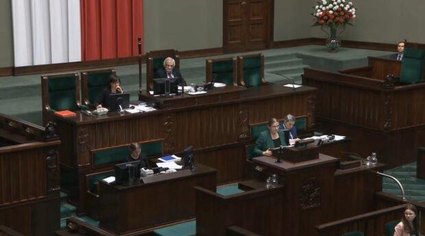 Sejm/YouTube @Jeden z wielu