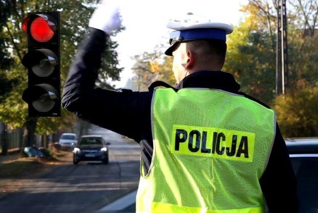 Prawo jazdy już niepotrzebne!/screen Youtube @Polska Policja