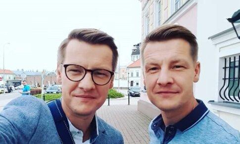 Rafał Mroczek i Marcin Mroczek. Źródło: Youtube