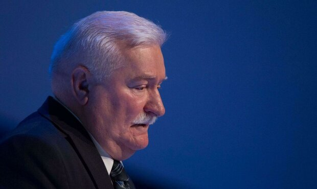 Lech Wałęsa jest oburzony. Mocne słowa byłego prezydenta wobec Grzegorza Brauna