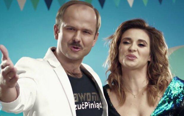 Sławomir i Kajra/Youtube @Polsat