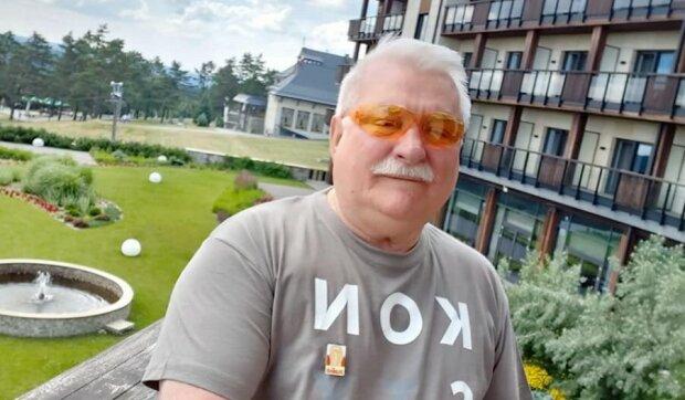 Lech Wałęsa po raz kolejny zaskoczył wszystkich. Niezwykłe zdjęcie byłego prezydenta