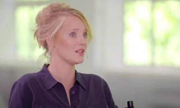 Joanna Kulig / YouTube:  CANAL Plus telewizja przez internet