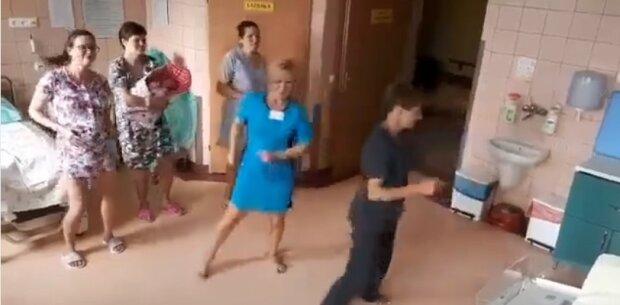 Niesamowite sceny w jednym z polskich szpitali. Nagranie z położnymi robi furorę w sieci