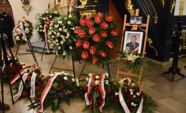 Pożegnano Jana Kiliana. Kondolencje napływają od wielu przyjaciół i rodzin