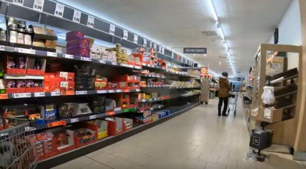 Nowe zasady w polskich dyskontach. Źródło: YouTube