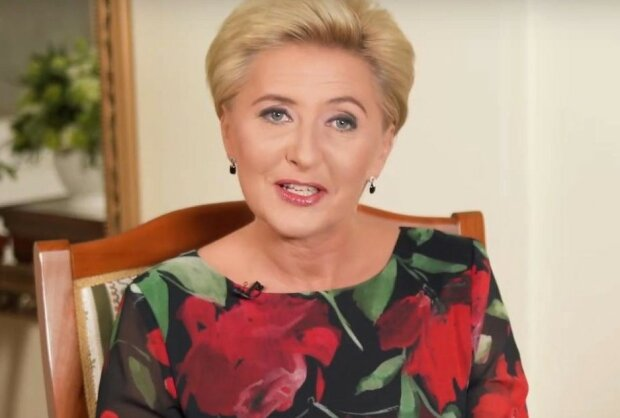 Agata Duda/screen Youtube @Kancelaria Prezydenta