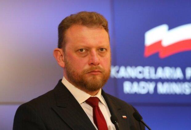 Łukasz Szumowski/screen Twitter @PremierRP
