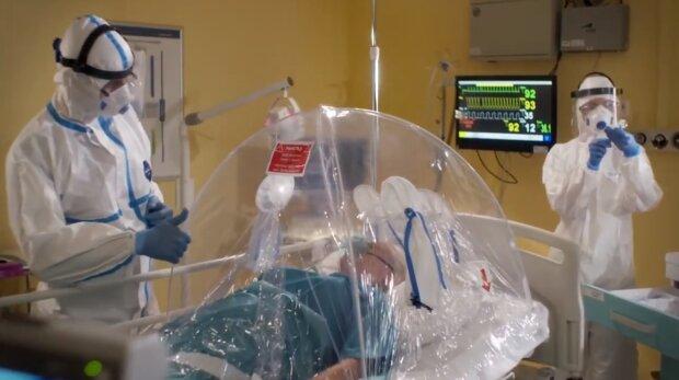 Koronawirus. Źródło: Youtube Ministerstwo Zdrowia