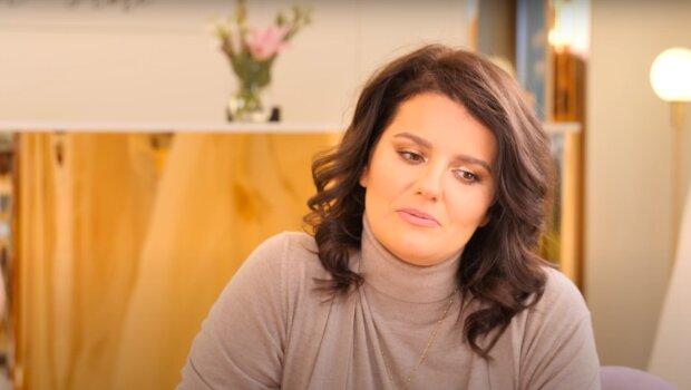 Zborowska wywiad, screen YT