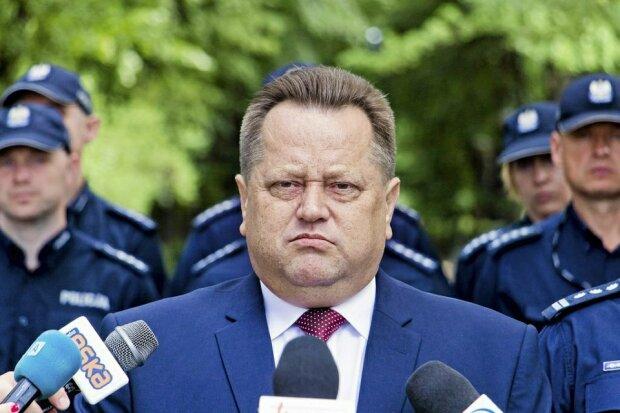 """Zieliński został odcięty od swojego """"księstwa""""? Policjanci mieli go dość . Nieoficjalnie"""