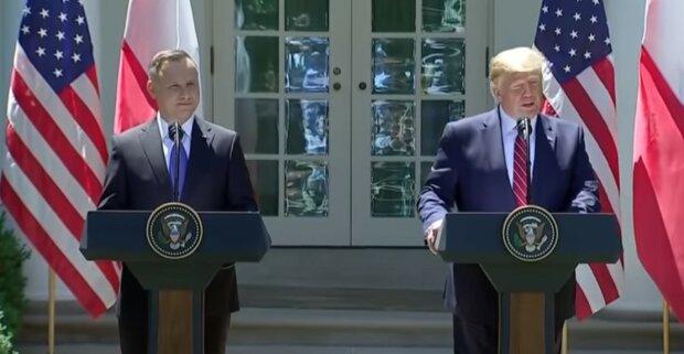Planowane spotkanie Andrzeja Dudy z Donaldem Trumpem potwierdzone. Prezydent Polski zagości w Białym Domu 24 czerwca bieżącego roku