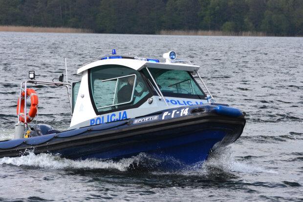 Policja, patrol wodny