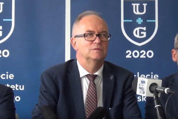 Gdańsk: poważne zarzuty względem rektora Uniwersytetu Gdańskiego. Podjęto decyzję o dalszych działaniach