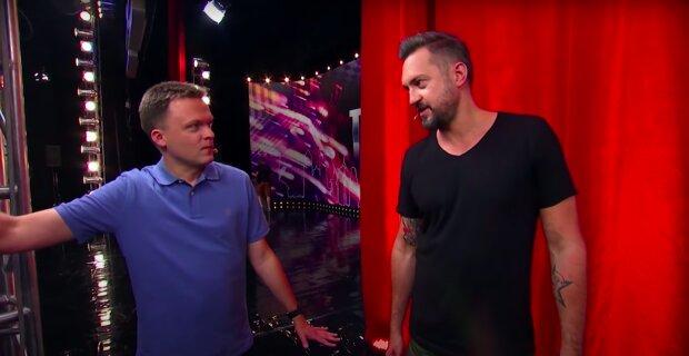 Marcin Prokop i Szymon Hołownia / YouTube: TVN Talent Show