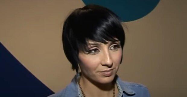 Tatiana Okupnik. Źródło: Youtube
