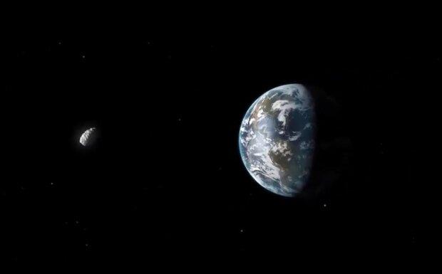 Asteroida Apollo/YouTube/Astro Bytes
