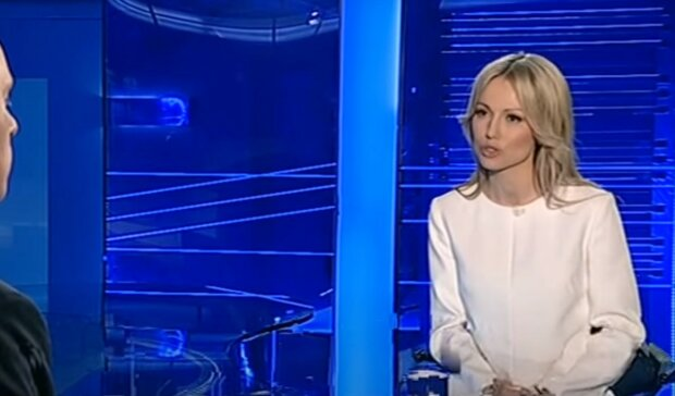 Magdalena Ogórek/źródło: YouTube/TVP Info