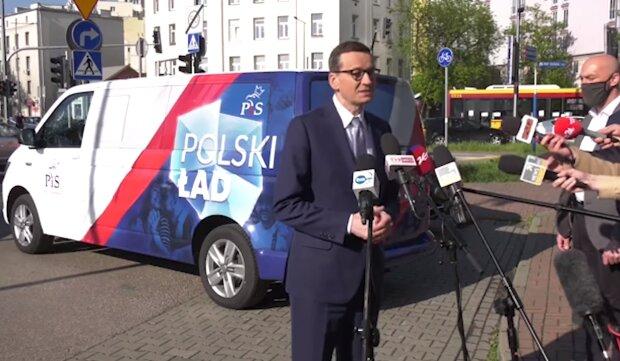 Premier Mateusz Morawiecki/YouTube @NaTemat