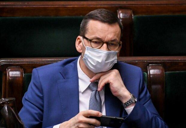 Premier Mateusz Morawiecki. Źródło: antyradio.pl
