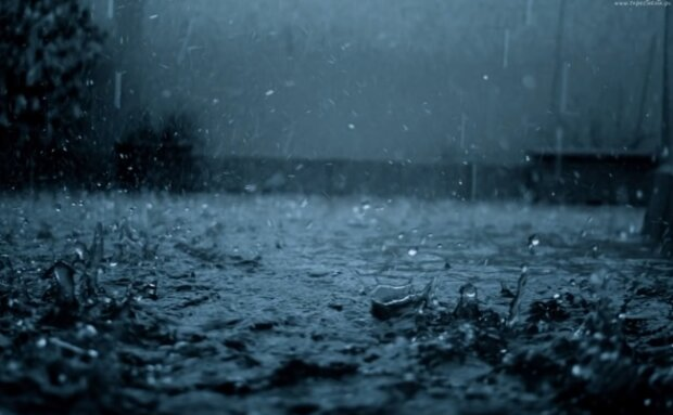 Deszcz. Źródło: Youtube Machony