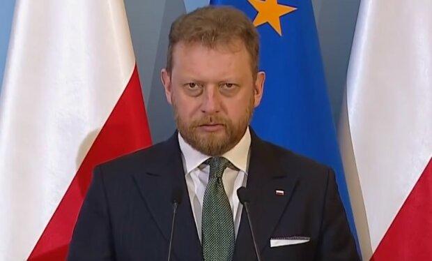 Łukasz Szumowski/screen YouTube @TVP Info