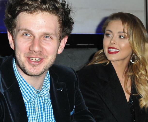 Antek Krolikowski i Joanna Opozda. Źródło: party.pl