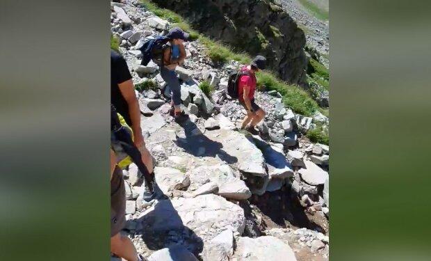 Coś niebywałego dzieje się w Tatrach. Nagranie obrazuje powagę sytuacji. O co chodzi