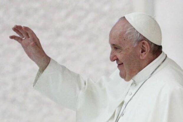 Papież Franciszek. Źródło: youtube.com