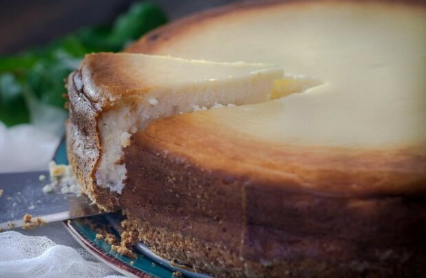To ciasto serowe jest niezawodne!/screen Pikist